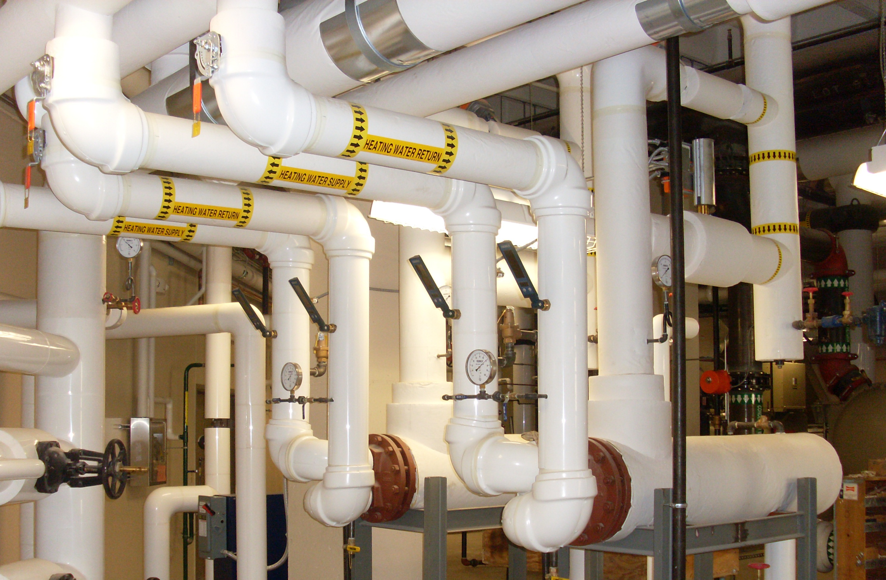 BuiltecPlastic | Innovative Piping System